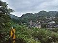 TW 台灣 Taiwan 新北市 New Taipei 瑞芳區 Ruifang District 洞頂路 Road 黃金瀑布 Golden Waterfall August 2019 SSG 31.jpg
