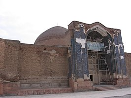 Blue Mosque, Tabriz