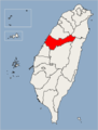 Taichung City 2010 Location Map.png