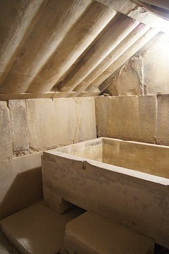 Tamassos - Royal tomb, Tamassos