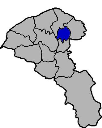 Taoyuan District - Image: Taoyuancity