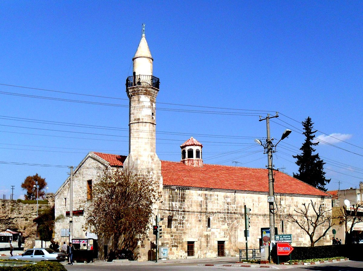 Tarsus Old Mosque - Wikipedia
