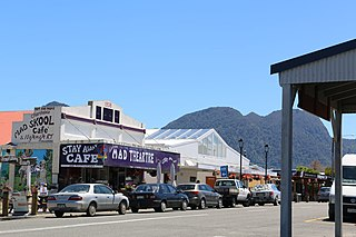 Collingwood, New Zealand Place