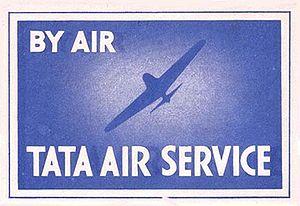 Air India - Tata Air Service