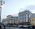 Teatralnaya metro exterior (winter 2011) by shakko 01.jpg