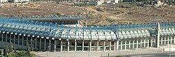 Estadio Teddy, visto desde el exterior