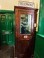 Telephone kiosk, Horstead Keynes (9131684194).jpg