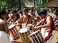 Temple festival, Alleppey, Kerala (16039429724).jpg