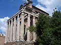 Temple of Divus Antoninus Pius and Diva Faustina, Upper Via Sacra, Rome (3824313804).jpg