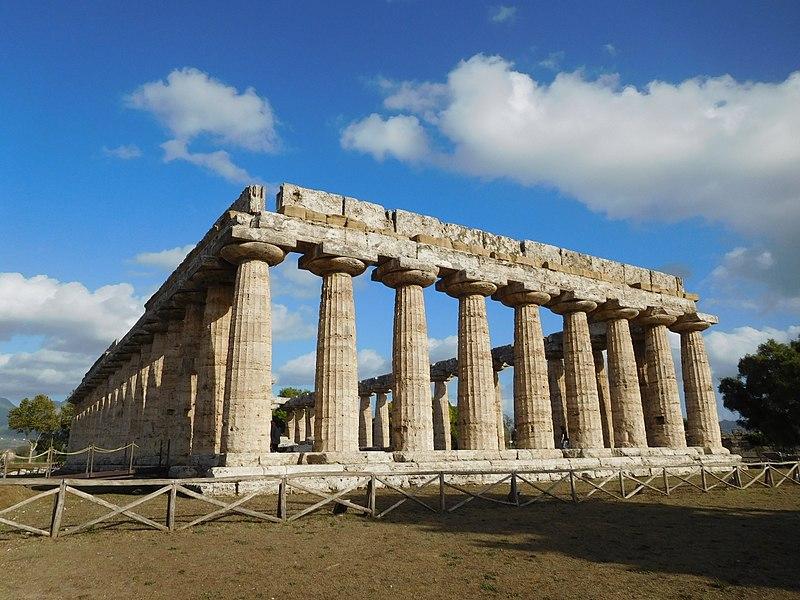 File:Temple of Hera (Paestum) 01.jpg