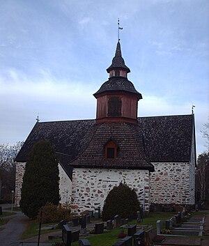 Tenala - Church in Tenala