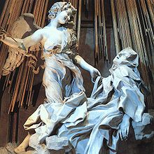 Ecstasy of Saint Teresa - Wikipedia, the free encyclopedia