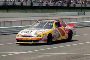 Hendrick Motorsports - Terry Labonte's No. 5 car as it looked from 1994 until 2000.