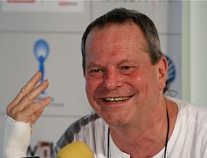 Terry Gilliam - Gilliam at the 41st Karlovy Vary International Film Festival, April 2006