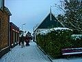 Texel - Den Burg - Weverstraat - View ENE into Achterom.jpg