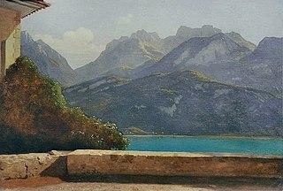 Théodore Caruelle dAligny French painter (1798-1871)