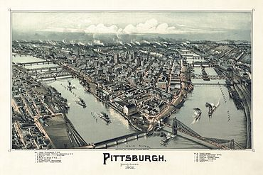 History Of Pittsburgh Wikipedia