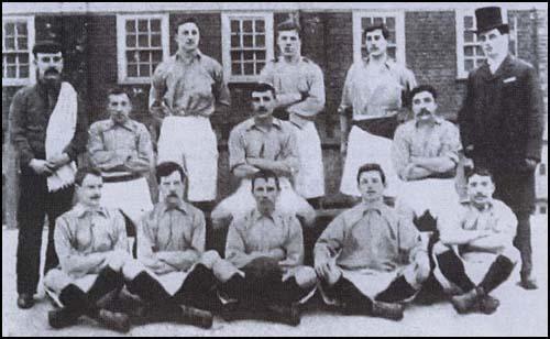 Tham ironworks 1897