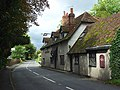 The A4155 and Ye Olde Dog and Badger, Medmenham - geograph.org.uk - 963324.jpg