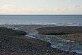 The Afon Clarach enters the sea - geograph.org.uk - 1624288.jpg