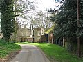 The Approach To Oxcombe Manor - geograph.org.uk - 161771.jpg