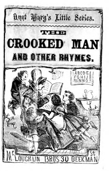 File:The Crooked Man And Other Rhymes.djvu