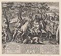 The Deer Hunt of Emperor Frederick I Barbarossa and Ubaldino Ubaldini MET DP873780.jpg