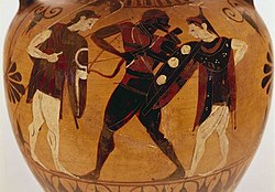 The Departure of Memnon for Troy. Greek, circa 550-525 B.C..jpg