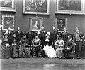 The Duke and Duchess of York, Kilkenny Castle, 1899.jpg