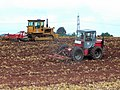 The Lea Show ploughing competition, 2009 5 - geograph.org.uk - 1468833.jpg