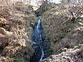 The Linen Apron Waterfall, Dufftown - geograph.org.uk - 162392.jpg