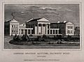 The London Orphan Asylum, Clapton. Engraving, 1838, after T. Wellcome V0013778.jpg
