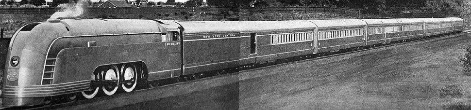 The Mercury 1936