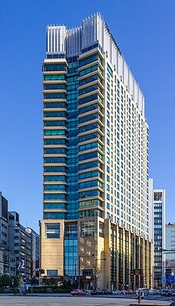 The Peninsula Tokyo 2012