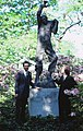 The Rising Man statue in United Nations gardens.jpg