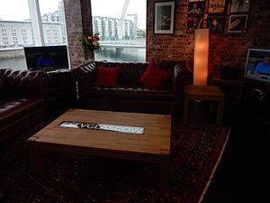 STV Glasgow - STV Glasgow studio at Pacific Quay