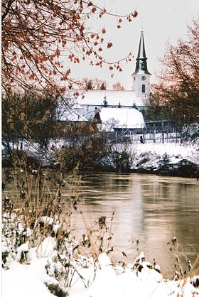 The Roman Catholic Church of St Elizabeth in Preselany, Slovak Republic.jpg