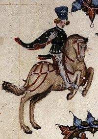 The Squire - Ellesmere Chaucer