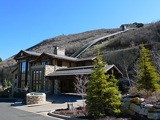 """Deer Valley - The """"St Regis Resort"""" at Deer Valley"""