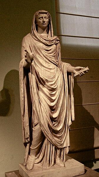 File:The Sybil Portrait of Augustus' sister, Octavia.jpg