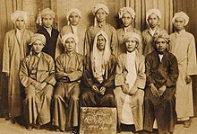 The Teachers at Madrasah Darul Ulum Mecca from Indonesia.jpg