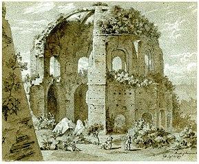 The Temple of Minerva