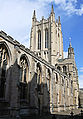 The Tower Of St Edmundsbury Cathedral - Bury St Edmunds. (2015-05-20 12.43.24 by Jim Linwood).jpg