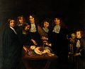 The anatomy of Dr Frederick Ruysch. Oil painting by B. F. La Wellcome V0017132.jpg