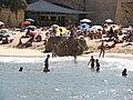 The beach at Lagos - The Algarve, Portugal (1388500984).jpg