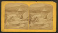 The celebrated soda springs, at Manitou, Colorado, by Gurnsey, B. H. (Byron H.), 1833-1880.png