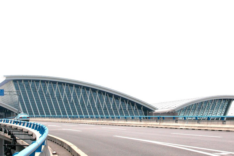 The express way, Pudong International Airport, Shanghai.jpg