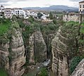 The gorge - Ronda, Spain - panoramio.jpg