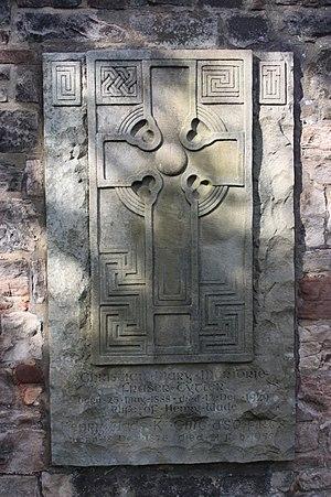Henry Wade (surgeon) - The grave of Sir Henry Wade, Dean Cemetery, Edinburgh