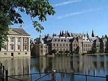 The Binnenhof is the centre of Dutch politics.